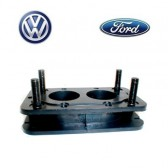 Flange do Carburador - ACR067 - VW, Ford